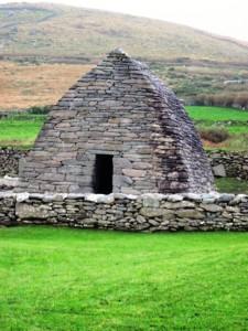 Gallarus Oratory near Dingle (look ma, no mortar!)