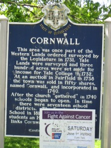 cornwall sign