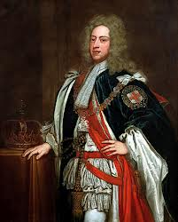 George II who perhaps shared a wigmaker with Handel