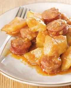 potatoes chorizo