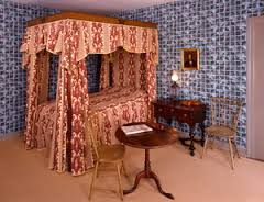 Master bedroom, Wadsworth-Longfellow House