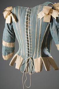 """Stays"" aka a corset that must have been hell to wear"