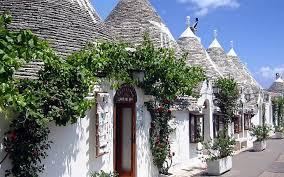 Trulli Houses, Alberobello