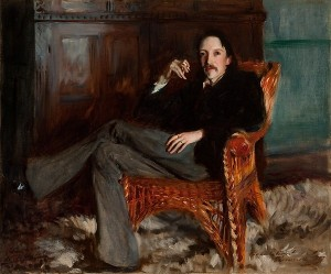 RLS by Sargent , 1887, Taft Museum of Cincinatti