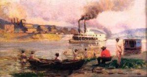 Old Time Showboat