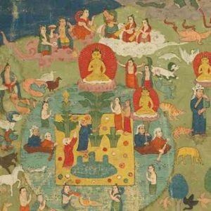 ketting buddha to buddha be aware and share